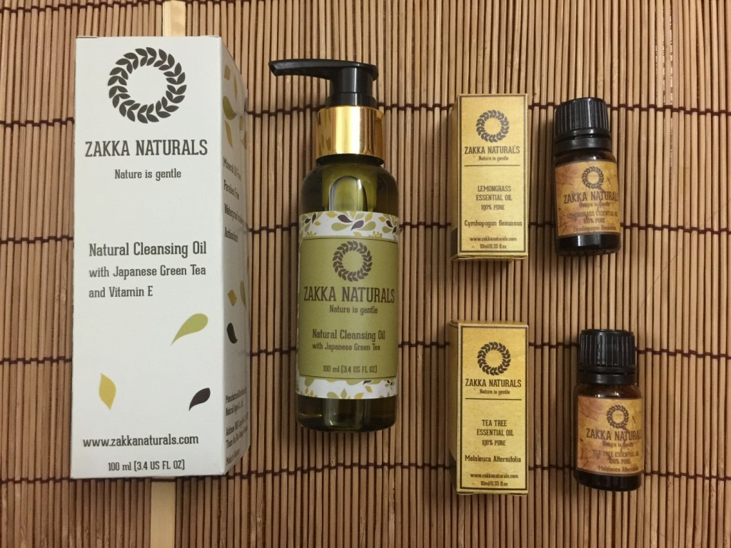 Zakka Naturals on EyeShadowReview