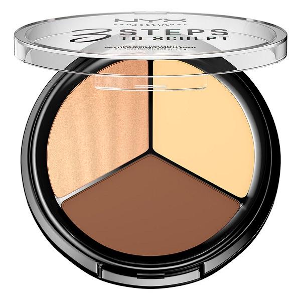 NYX cosmetics - Powder contouring palette